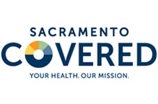 Sacramento Covered's logo